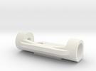 pieceC1 v003 bevelledcola3 in White Strong & Flexible