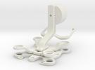 Tarot Dämpfungskit Gimbal P1P2 in White Strong & Flexible