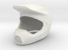 Helmet type 2 in White Strong & Flexible