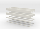 thin bars batch in White Strong & Flexible
