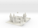 wizard tower in White Strong & Flexible