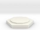 Desert (beige) 90mm in White Strong & Flexible
