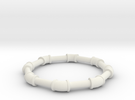0 75 ell 45 in White Strong & Flexible