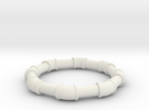 1 25 ell 45 in White Strong & Flexible