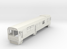 Mbxd2 Railcar 7mm Scale in White Strong & Flexible