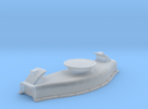 Titanic Single Fairlead 1:100 in Frosted Ultra Detail