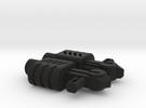 Handguns Production Version in Black Strong & Flexible