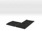GNSR 14S Flatpack HO in Black Strong & Flexible