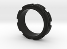 Cooling RingTest in Black Strong & Flexible