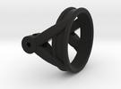 Kardanring1 in Black Strong & Flexible