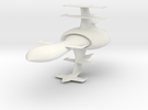 SS STARWIND 5 cm long in White Strong & Flexible