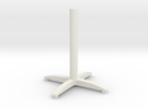 bistro table stand in White Strong & Flexible