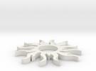 Sun Soap 17 in White Strong & Flexible