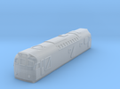 BR 25class T-gauge in Frosted Ultra Detail