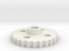 gyrocam servo gear v2 in White Strong & Flexible