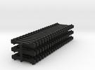 NEM bars 60x5mm in Black Strong & Flexible
