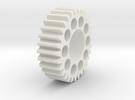 Emco V10 tumber gear in White Strong & Flexible