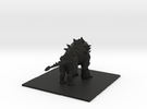 guildwars 2 model in Black Strong & Flexible
