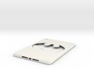 iPad mini Batman Case in White Strong & Flexible