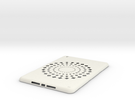 iPad mini FLWR Case in White Strong & Flexible