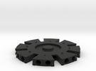 Arc Reactor #2 D in Black Strong & Flexible