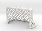 Hockey Net 6 inch in White Strong & Flexible