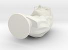 JonnyBust Solid in White Strong & Flexible