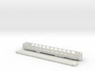 SBB Bpm 51 - TT scale in White Strong & Flexible