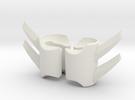 ModiBot Ripper Gauntlet Set in White Strong & Flexible