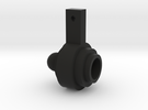Outer Piston Cap in Black Strong & Flexible