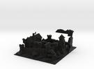 Tale Of Kingdoms  Guild Castle in Black Strong & Flexible