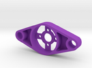 Spidex Bg Mountv3 in Purple Strong & Flexible Polished