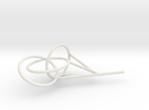 Three Link Knot bubble surface in White Strong & Flexible