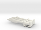 Hoplite sword greek  in White Strong & Flexible