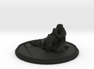 Ivan Repin in Black Strong & Flexible