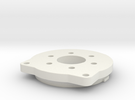 Brushless sensored adapter for screwdriver gearbox in White Strong & Flexible