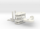 325 Ton Load Block (1 To 50 Scale) in White Strong & Flexible