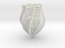 Modern Light 3 in White Strong & Flexible