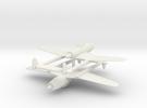 1/300 Tachikawa Ki-94-1 (x2) in White Strong & Flexible