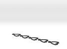 5 Ridgeline Clip III in Black Strong & Flexible