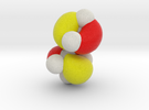 Highest occupied pi-MO (HOMO) of cis-Butadiene in Full Color Sandstone
