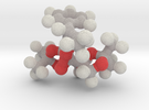 Key transition state for  Shi catalyst in Full Color Sandstone