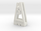 TrackToolz Z Gauge Spacing Tool in White Strong & Flexible