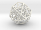 Sphere Large in White Strong & Flexible