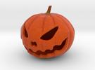 Pumpkin  in Full Color Sandstone
