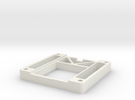 Heatsink Mount LT8490 in White Strong & Flexible