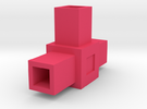 Assembly Parts Small C3 Sym in Pink Strong & Flexible Polished