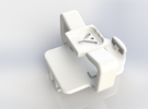 MYLAPS RC4 Clip in White Strong & Flexible