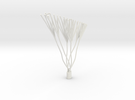 Caquot Balloon Replacement Basket in White Strong & Flexible: 1:144