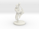 Yoshimitsu (4.4in - 11.2cm) in White Strong & Flexible